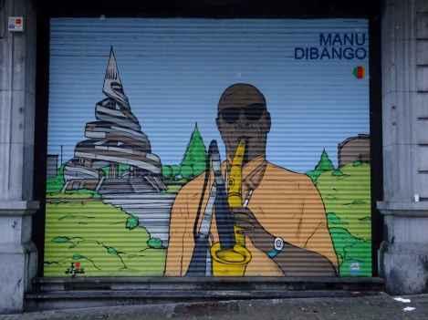 Jazz heroes - Manu Dibango