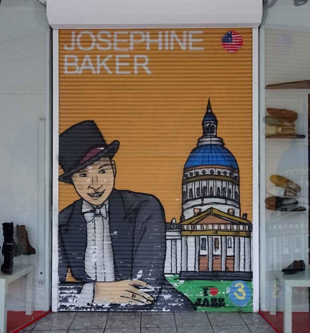 Jazz heroes - Josephine Baker