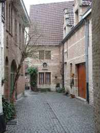 Jesus Court in the Large Beguinage Mechelen 3