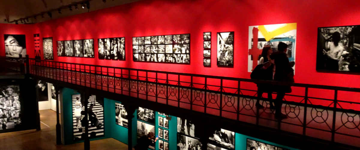 William Klein: 5 Cities - a photo exhibition at Botanique