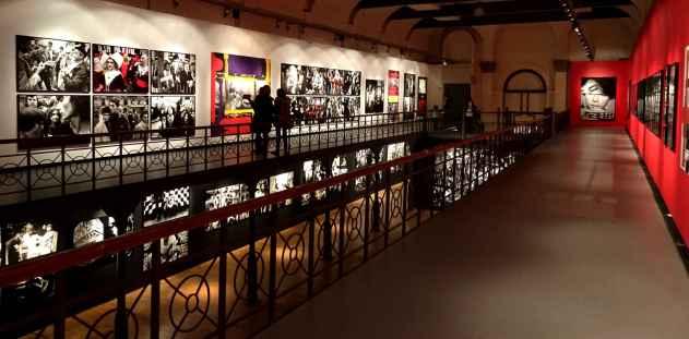 William Klein exhibition 16