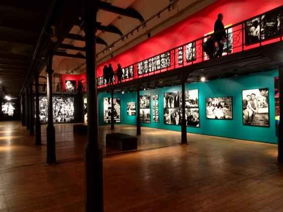 William Klein exhibition 6