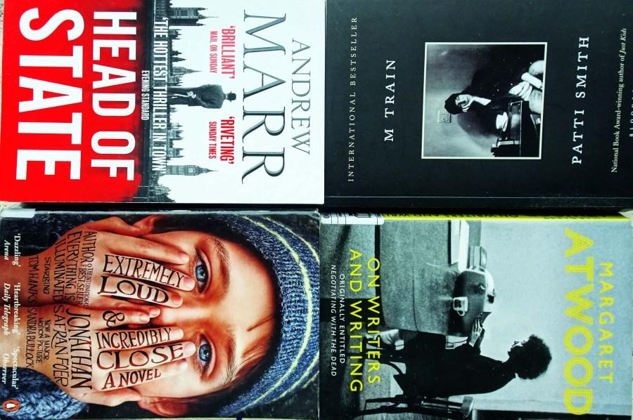 1st quarterr books 1