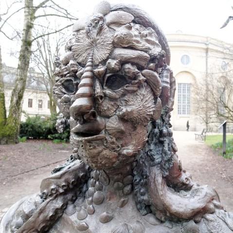 Shellface at Domkyrkan