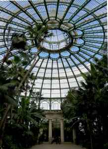 Royal greenhouses: Winter Garden
