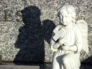Cimetière d'Ixelles Little angel