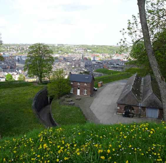 14 Namur from the castle 2