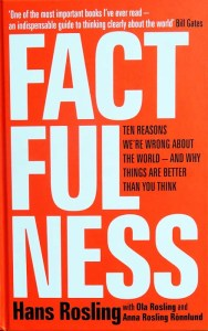 Factfulness cover