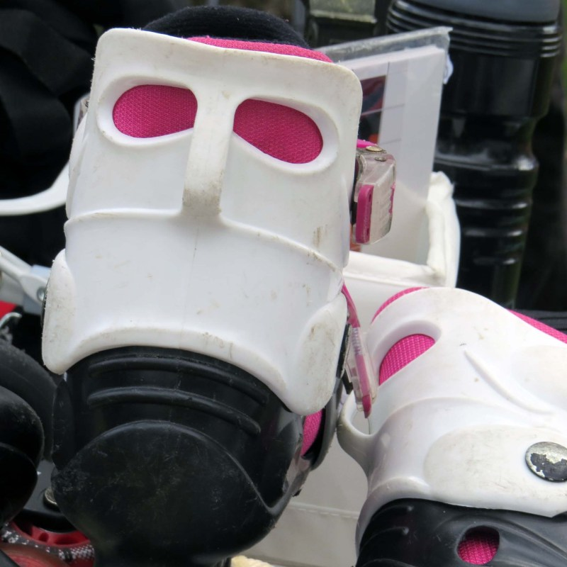Masked boot