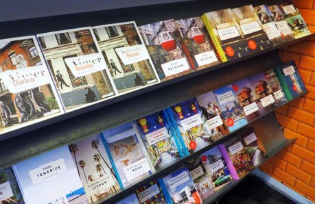 Books about Brussels and Belgium