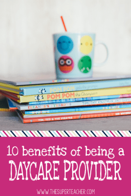 10 Perks of Being a Daycare Provider
