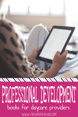 Professional Development Books for Daycare Providers