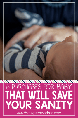 Baby Purchases That Will Save Your Sanity