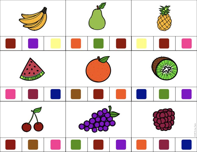 6 Fun And Easy Preschool Color Activities [FREE DOWNLOAD] – The Super  Teacher