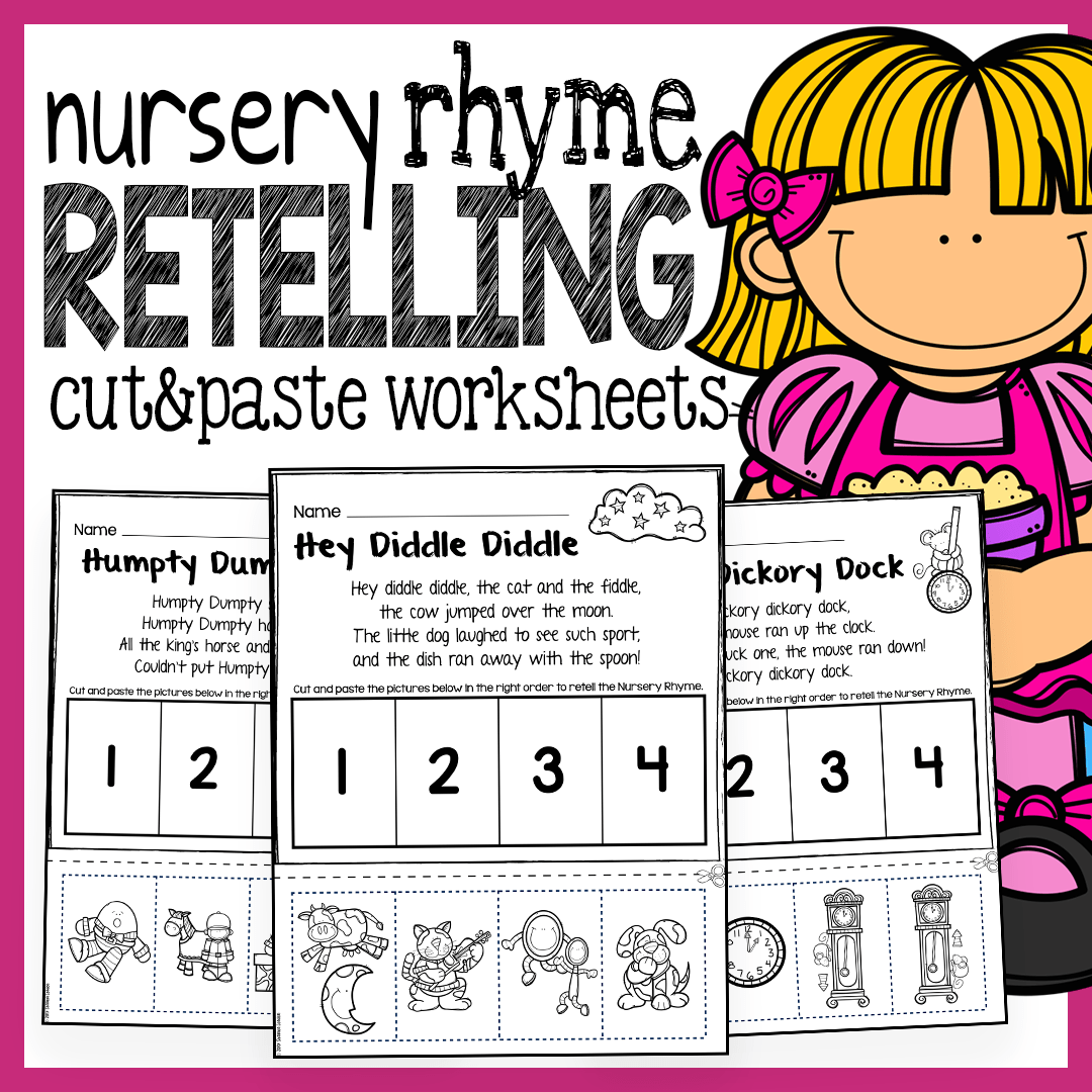 Nursery Rhymes Printables