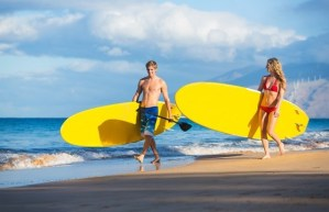 Transport Inflatable SUP