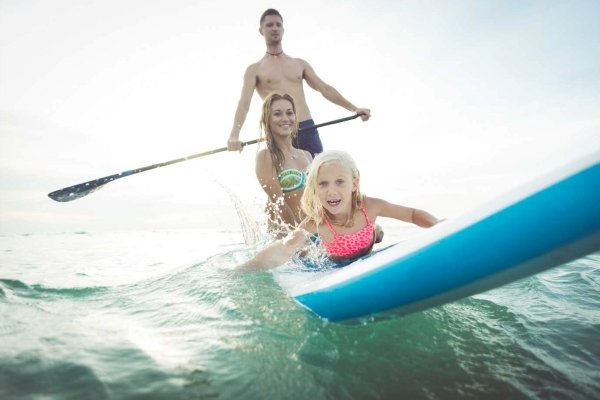 inflatable paddle board for kids