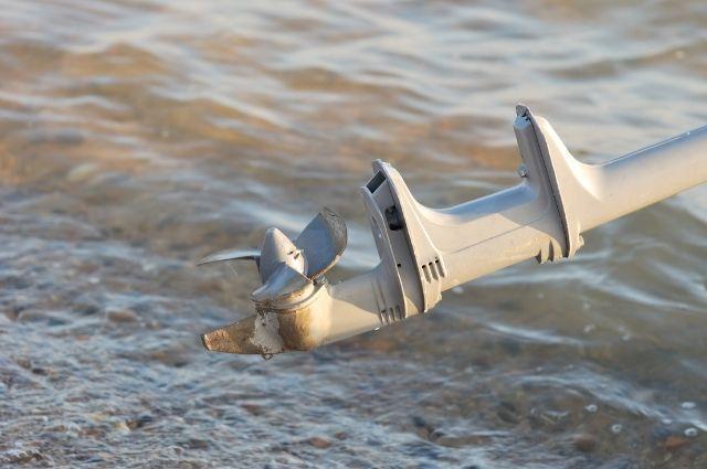 paddle board propeller