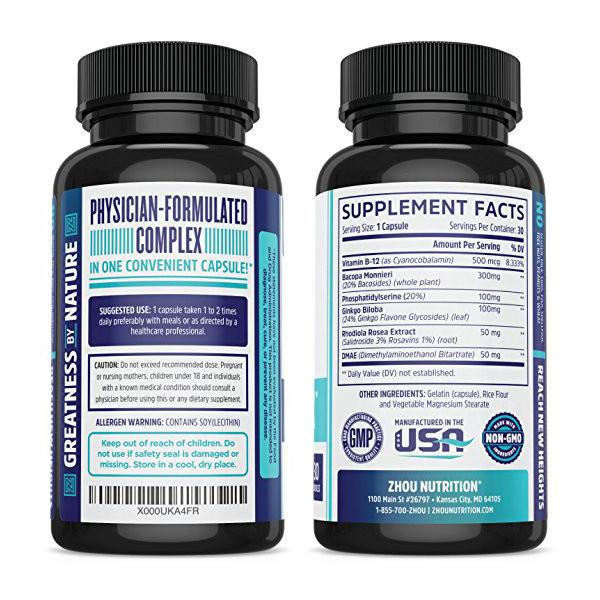 Zhou_Nutrition_Neuro_Peak_Best_Smart_Pill