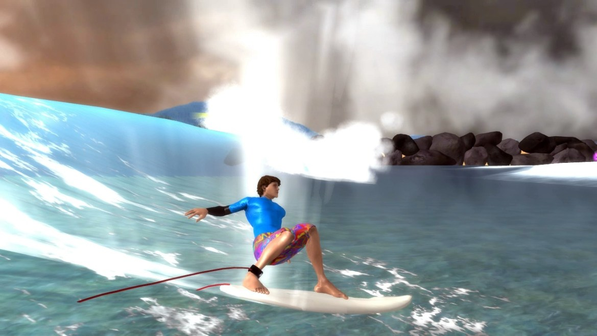 MEDIA - Home of The Surfer Console Game