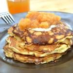 Brown Rice Pancakes