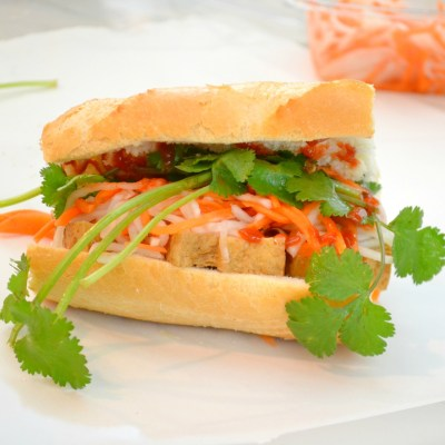 My Favorite Sandwich:  Vietnamese Banh Mi
