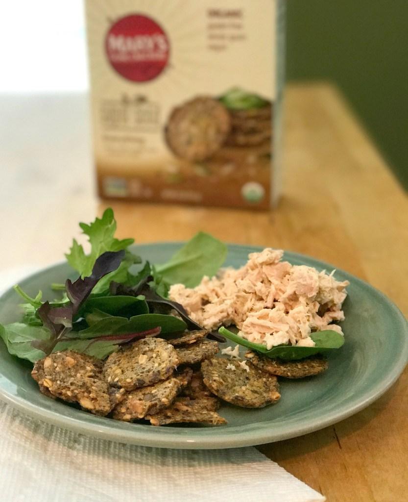 Marys Gone Crackers Gluten Free Vegan