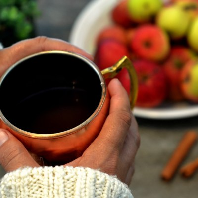 Instant Pot Maple Apple Cider
