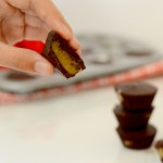 Chocolate Cashew Butter Cups { Vegan, Refined Sugar Free, Gluten Free}