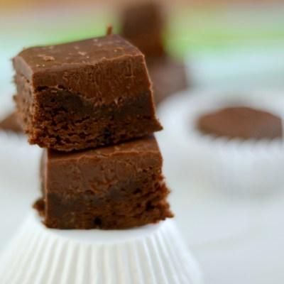 Kahlua Fudge Brownies