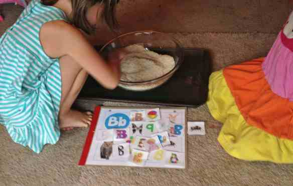 B is for bread, bus, and bear! Check out this post for Letter B activities and Letter B crafts for your homeschool preschool.