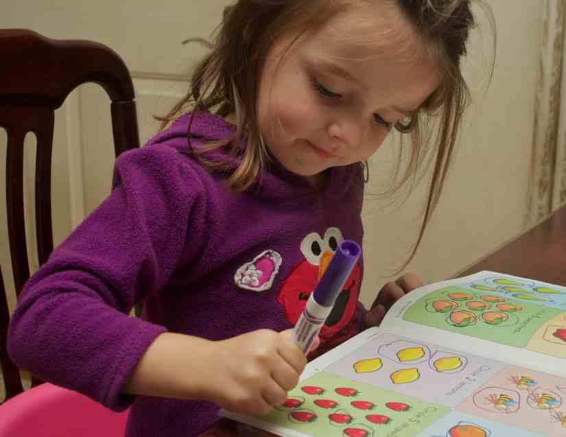 workbooks for preschoolers