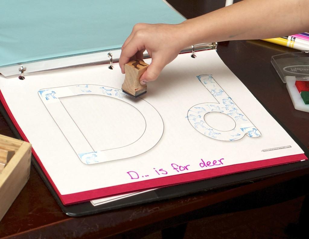 Letter D Activities And Books For Homeschool Preschool