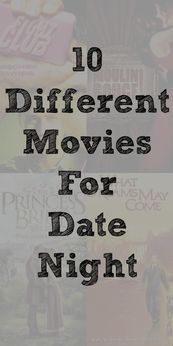 Need date night ideas? Date night at home is a way to reconnect with your spouse, while watching some great movies. Look to your relationship for clues on what movies to select for your next date night as a married couple.