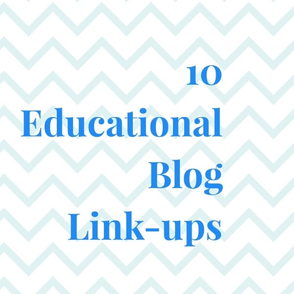 Linking up to other bloggers is a great way for your blog to get noticed. Click here for 10 family friendly and homeschool blog linkups!