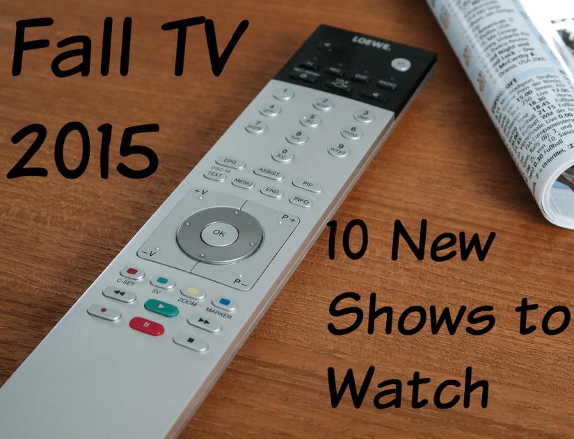 Fall TV 2015