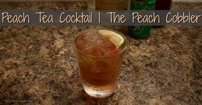 Peach Tea
