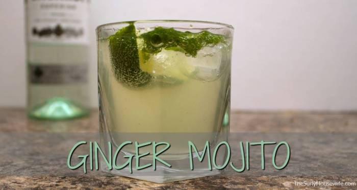 Ginger Mojito