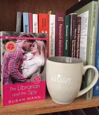 This Dewey Decimal mug can be yours