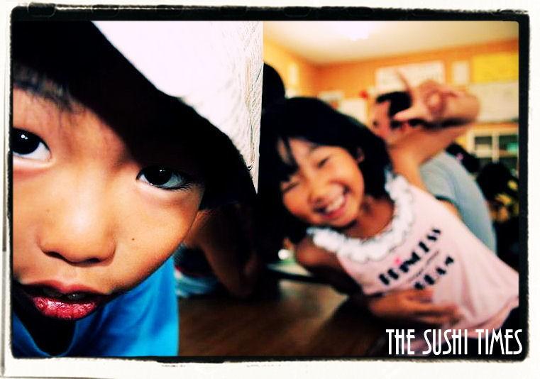 Foto's van mijn bezoek aan een Japanse kleuter- en peuterschool. Foto's door The Sushi Times.