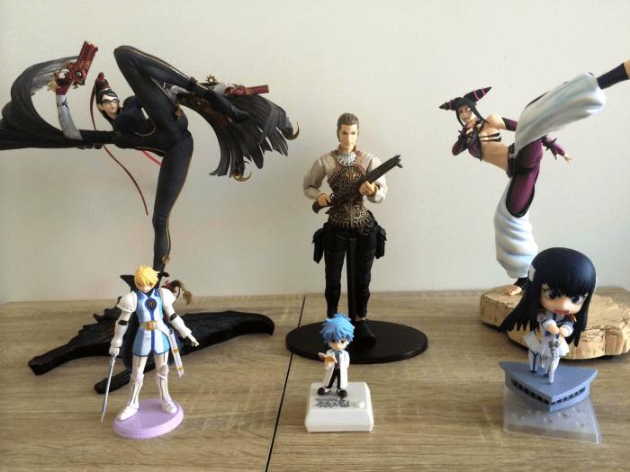 Een klein deel uit mijn persoonlijke verzameling. Zoals je ziet zijn ze behoorlijk divers!