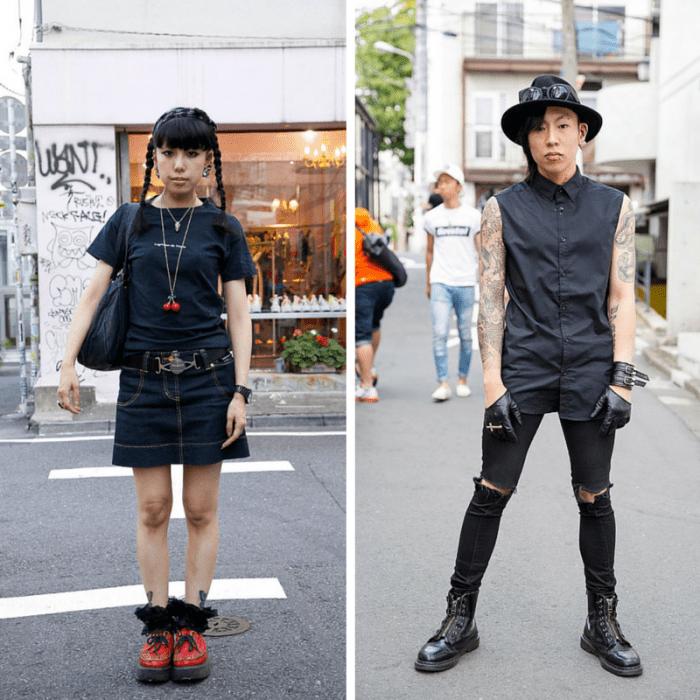 Afbeeldingen via TokyoFashion.