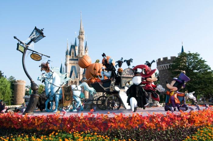 Afbeelding via Disneyland.
