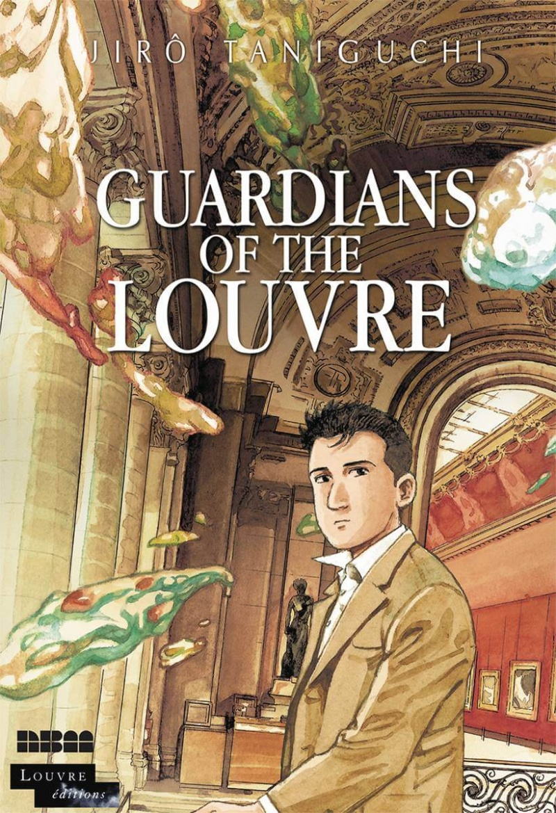 Guardians-of-the-Louvre-by-Jiro-Taniguchi-on-BookDragon