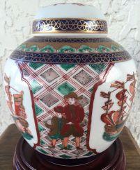Roodharige barbaren op Japans porselein voor de VOC.