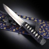 Samoerai zwaard met haaienhuid.