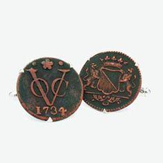 Koper was van groot belang voor de VOC-munten.