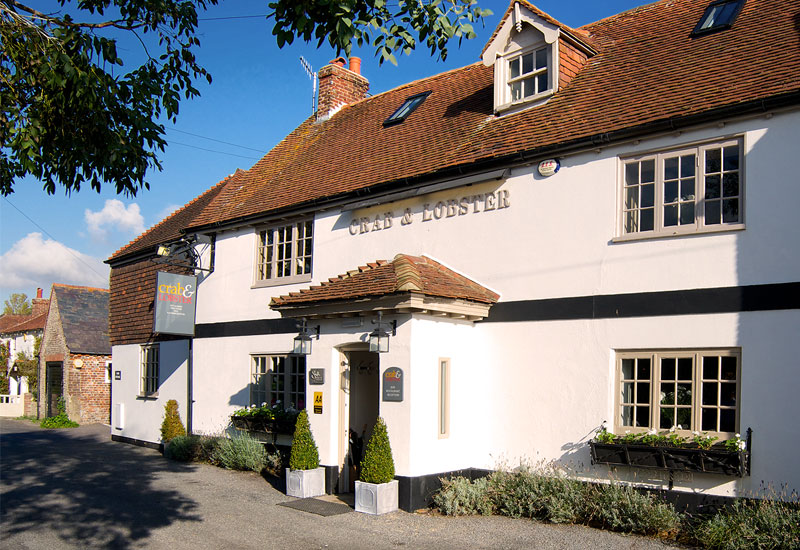 The Crab & Lobster, Sidlesham, West Sussex