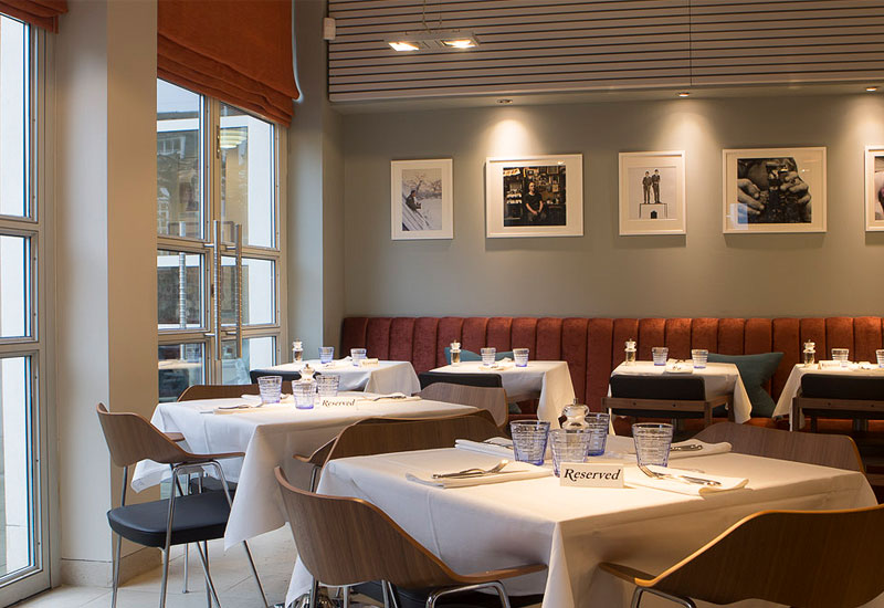The Pallant Restaurant & Cafe