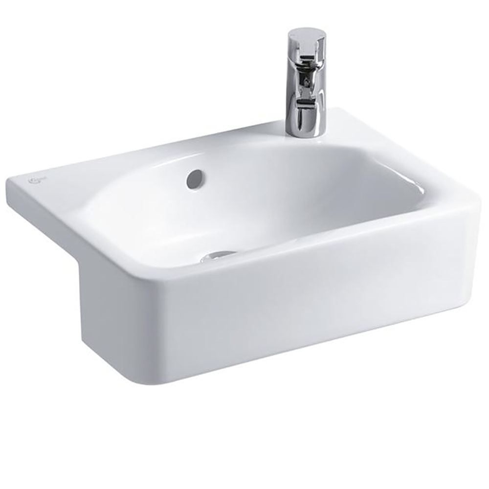 concept space 500 semi recessed basin rhth